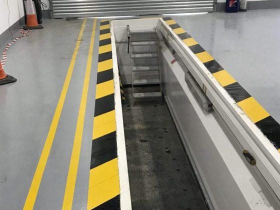 Warehouse Markings